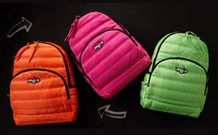 Back to School: Mojo Backpacks!