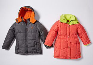 $ 24 & Under: bambini Cold Weather Gear!