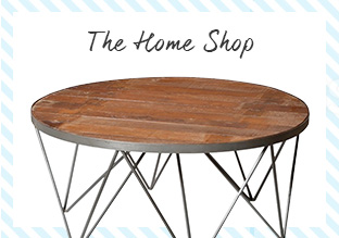 The Home Shop: Coffee & Accent Tables!