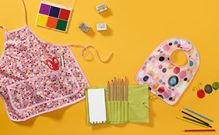 Back to School: Arts & Crafts Corner!