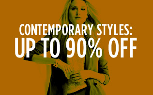 Contemporary Styles: Up to 90% Off