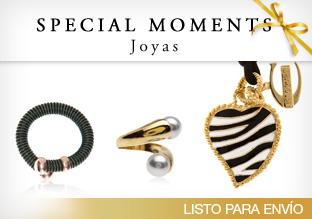 Special moments: Joyas