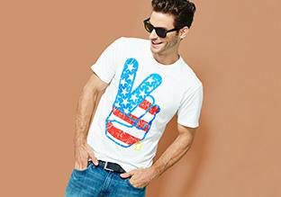 Staple for All Seasons: The T-Shirt