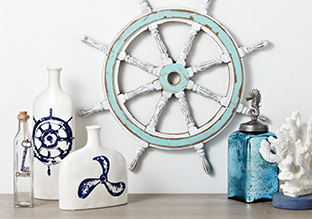 Nautical By Nature: Home Décor!