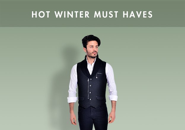 Hot winter must haves!