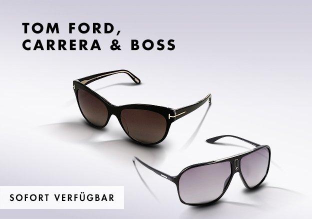 Tom Ford, Carrera & Boss