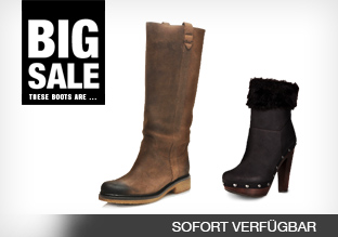 Big Sale: These Boots are…