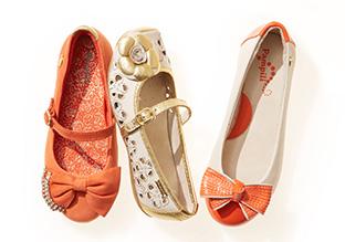 Comfy & Cute: Girls' Flats