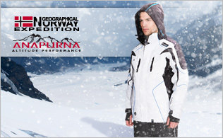 Anapurna & Geographical Norway!