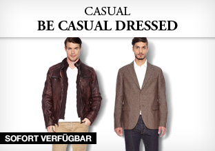 Be Casual Dressed