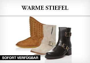 Warme Stiefel