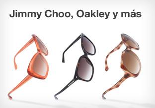 Jimmy Choo, Oakley y más!