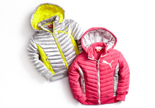 Puma Girls' Outerwear