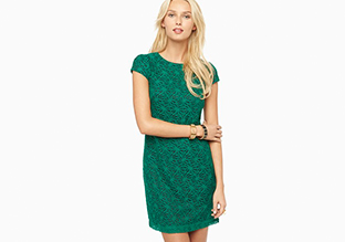 Shades of Green: Dresses, Tanks & More!