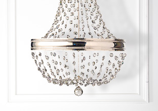 A Touch of Opulence: Lighting!