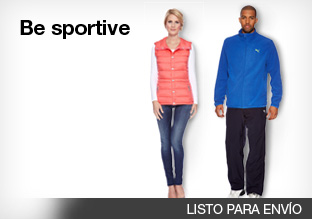 Be sportive