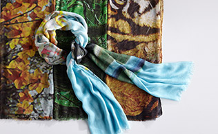 Printed Scarves for the Digital Age