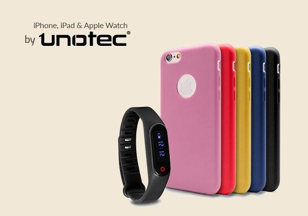 Unotec: apple accesories