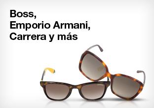 Boss, Emporio Armani, Carrera Mujer