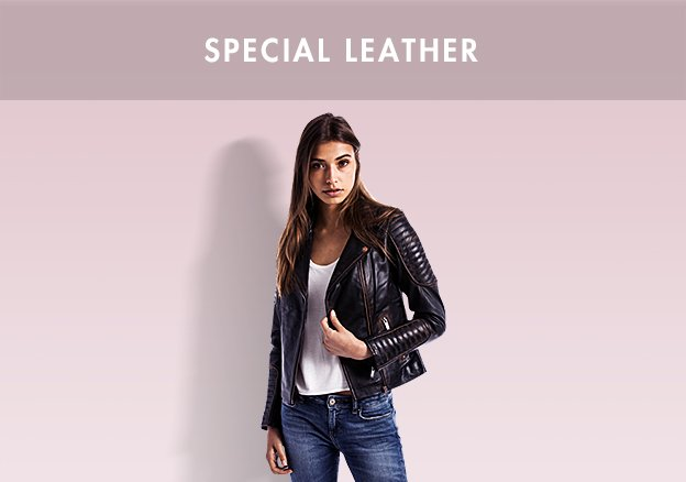 Special Leather!