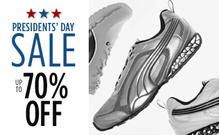 Up to 70% Off Athletic Sneakers!