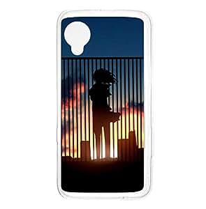 a AND b Designer Printed Mobile Back Cover / Back Case For LG Google Nexus 5 (Nexus_5_1237)
