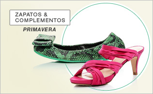 Zapatos y complementos: Primavera