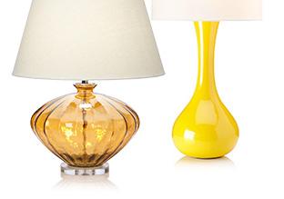 Base Color: Vibrant Base Lamps!