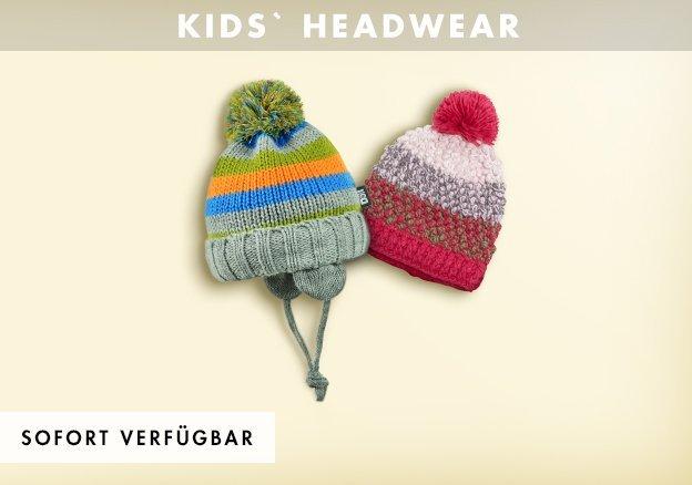 Kids` Headwear