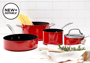 Cookware & More feat. Lenox!