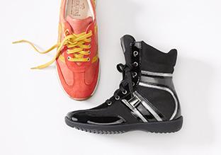 Zapatos Berdini niños!