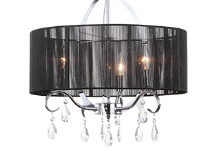 Lit from Above: Pendants & Chandeliers