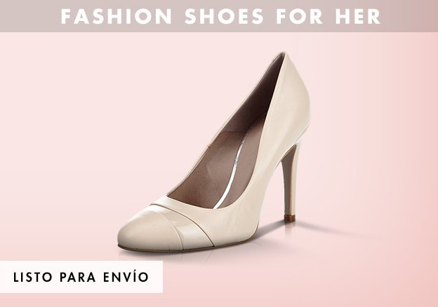 Fashion shoes for her