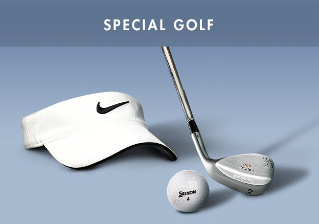 Special Golf!