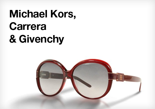 Michael Kors, Carrera & Givenchy