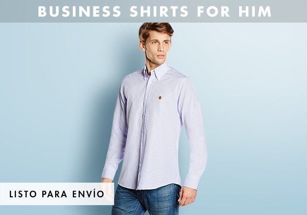 Business Shirts for Him!