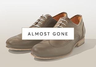 Lähes Gone : Kengät!