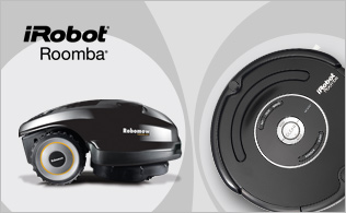 iRobot Roomba!