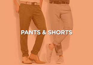 Hasta un 80% de descuento: Pantalones y pantalones cortos!