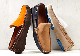 The Driving Loafer!