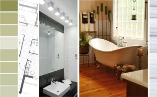 Starter Home: The Bathroom!
