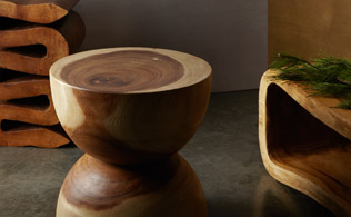 Design Must-Have: Pure Wood by Asian Art Imports