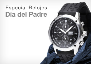 Especial relojes: día del padre