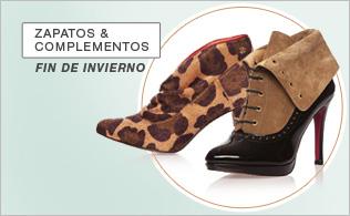 Zapatos y complementos: Fin de temporada
