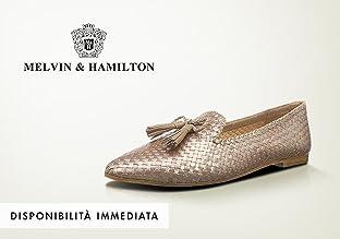 Melvin & Hamilton, Melvin & Hamilton nasce nel 1988 con l'idea di creare scarpe...