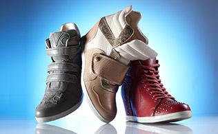 Koolaburra Wedge Sneakers!