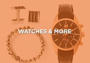 Up to 80% Off: Watches & More!