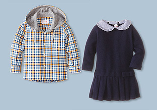 Up to 80% Off: Styles for Baby