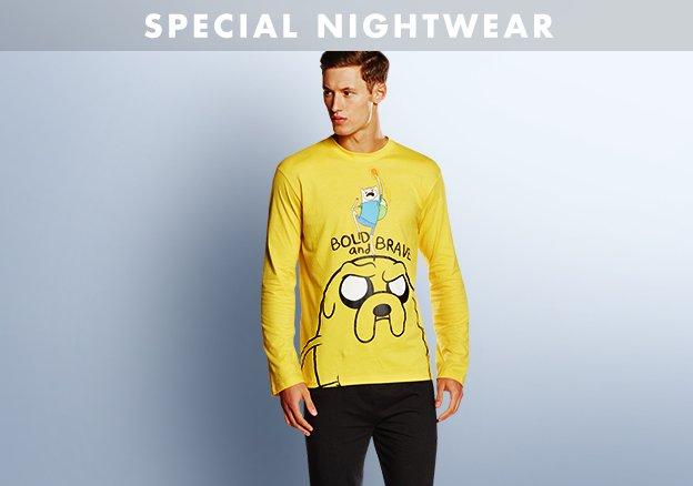 Special Nightwear
