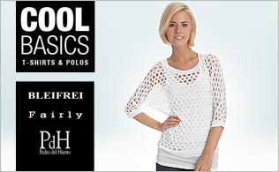 Cool Basics: T-Shirts & Polos